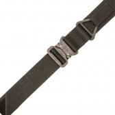 COBRA RIG BELT 1.75IN DBL WALL BLACK MD