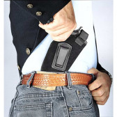 INSIDE-THE-PANT HOLSTER - RIGHT HANDED, RETENTION STRAP, SIZE 10