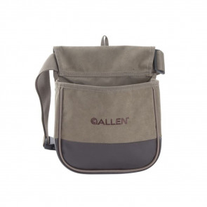 DOUBLE COMPARTMENT SHELL BAG
