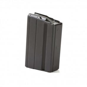 AR-15 7.62X39 STAINLESS 10 ROUND MAGAZINE - MARLUBE BLACK, BLACK FOLLOWER