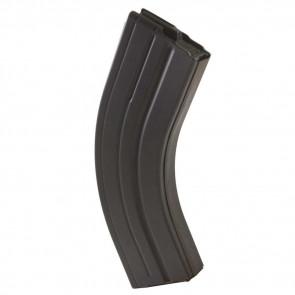 AR-15 7.62X39 STAINLESS 30 ROUND MAGAZINE - MARLUBE BLACK, BLACK FOLLOWER