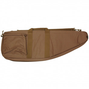 "TACTICAL PROFILE RIFLE CASE - 42"" X 11"" X 2.25"" - TAN"
