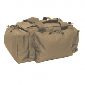 "TACTICAL RANGE BAG - 20"" X 10"" X 9"" - TAN"
