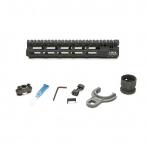 BCMGUNFIGHTER MCMR ALUMRAIL 556 10IN BLK