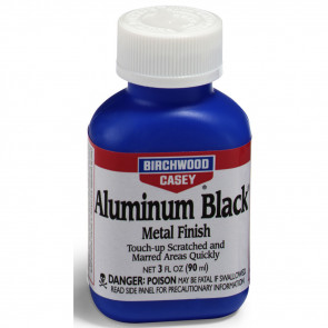 ALUMINUM BLACK TOUCH-UP - 3 OZ.