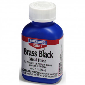 BRASS BLACK METAL TOUCH-UP - 3 OZ. BOTTLE