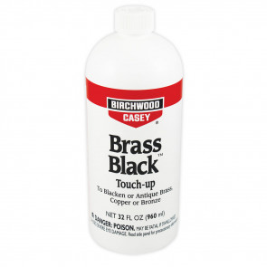 BRASS BLACK METAL TOUCH-UP - 32 OZ. BOTTLE