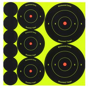 SHOOT•N•C® SELF-ADHESIVE TARGETS, 132 TARGETS
