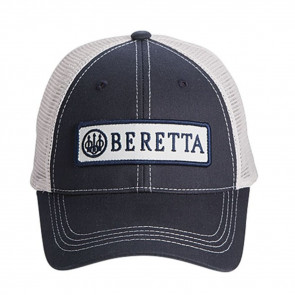 BERETTA PATCH TRUCKER HAT - NAVY