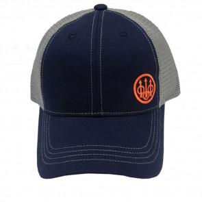 BERETTA TRIDENT TRUCKER HAT - NAVY