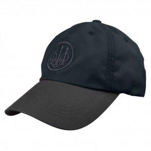WAXED COTTON HAT BLACK BROWN OSFA