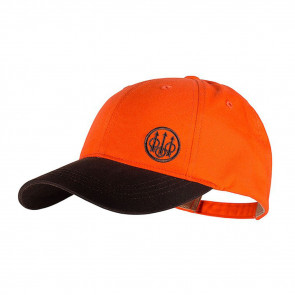 TRIDENT UPLAND HAT TOBACCO  BLAZE ORANGE