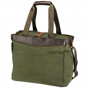 WAXWEAR LARGE TOTE - GREEN