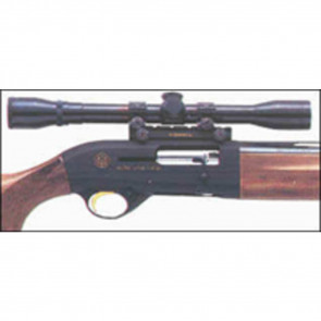 BERETTA SCOPE BASE FOR SEMIAUTO SHOTGUNS, BLACK