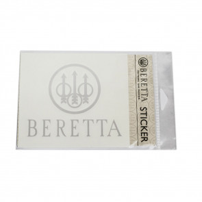 BERETTA WINDOW DECALS - WHITE