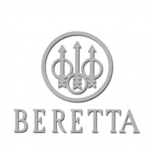 BERETTA WINDOW DECAL - SILVER
