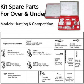 OVER/UNDER SPARE PARTS KIT
