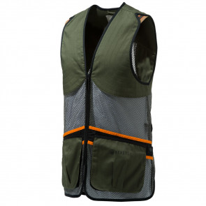 FULL MESH VEST DARK OLIVE XL XL