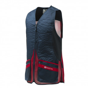 SILVER PIGEON EVO VEST - BLUE/RED, X-LARGE