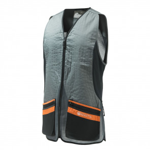 SILVER PIGEON EVO VEST GREY/ORANGE M