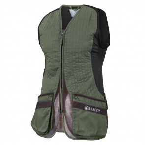 SILVER PIGEON EVO VEST - GREEN/BROWN, 2X-LARGE