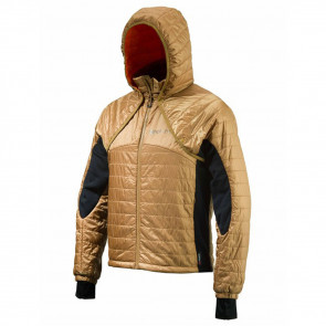 BIS HOODY CONVERTIBLE BOLERO - LIGHT BROWN/BLAZE, 2X-LARGE