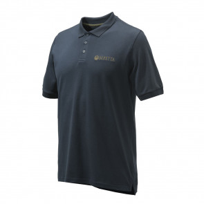 CORPORATE POLO - BLUE TOTAL ECLIPSE, 3X-LARGE