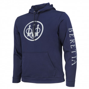 TRIDENT PERFORMANCE HOODY NAVY XXXL