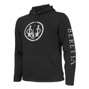 TRIDENT PERFORMANCE HOODY BLACK S