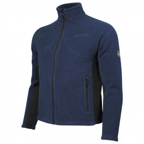 SMARTECH FLEECE JACKET NAVY S