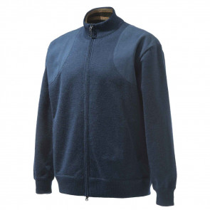HONOR WINDSTOP SWEATER BLUE TOTAL ECLP L