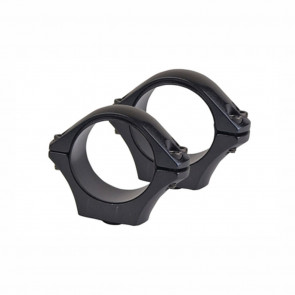 SAKO/TIKKA OPTILOCK RINGS - 30MM - LOW - BLUE