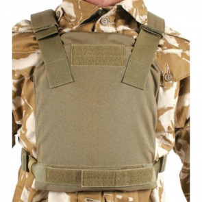 LOW VIS PLATE CARRIER 32HP08 TAN