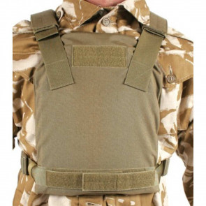 LOW VIS PLATE CARRIER 32HP12 TAN