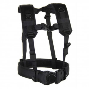 LOAD BEARING SUSP/HARNESS BLK