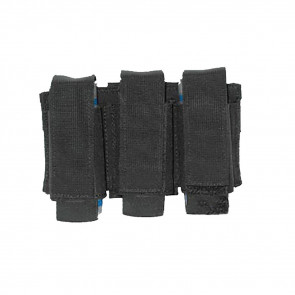 TRIPLE 40MM GRENADE POUCH BLK