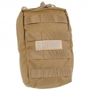 UPRIGHT GP POUCH - MOLLE, COYOTE TAN