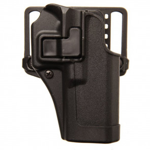 SERPA CQC HOLSTER - H&K UPS FULL SIZE 9/40 - RIGHT HANDED - MATTE BLACK
