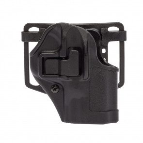 """SERPA CQC HOLSTER - SPRINGFIELD XDS 3.3"""" - RIGHT HANDED - MATTE BLACK"""