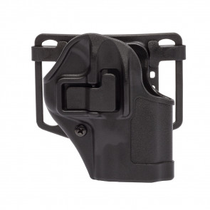 SERPA CQC HOLSTER - GLOCK 43 - RIGHT HANDED - MATTE BLACK