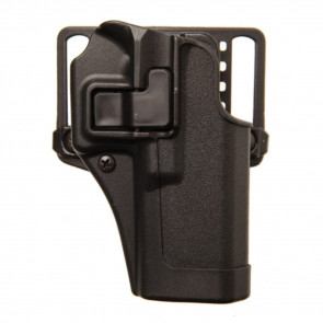SERPA CQC - MATTE FINISH HOLSTER - BLACK