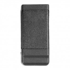 DOUBLE STACK SINGLE MAGAZINE CASE - MATTE BLACK