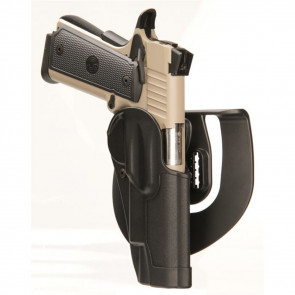SPORTSTER STANDARD CQC CONCEALMENT HOLSTER - S&W M&P SHIELD 9/40, MATTE, RIGHT HANDED