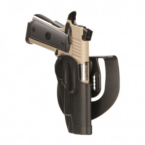 """SPORTSTER STANDARD CQC CONCEALMENT HOLSTER - SPRINGFIELD XDS 3.3"""", MATTE, RIGHT HANDED"""