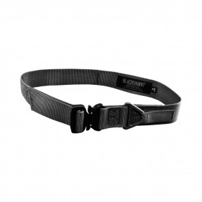 CQB/RIGGER'S BELT - BLACK, MEDIUM