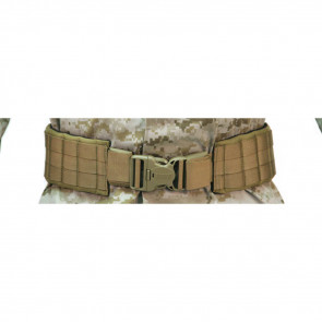 TAC OUTER PATROL BELT SM TAN