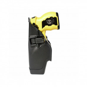 TASER X-26 DUTY HOLSTER - MATTE BLACK, RIGHT HANDED