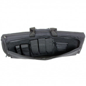 "HOMELAND SECURITY DISCREET WEAPONS CARRY CASE - 35"" CASE"