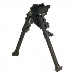 SPORTSTER TRAVERSETRACK BIPOD - BLACK, 6-9""