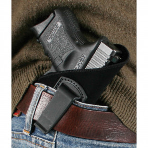 INSIDE-THE-PANTS HOLSTER - BLACK, SIZE 01, RIGHT HAND